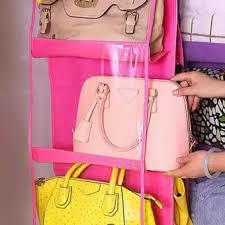 6 POCKET FOLDABLE HANGING BAG (Buy 1 Get 1 Free)