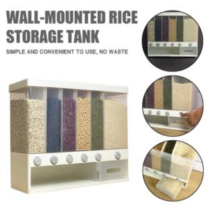 10KG Rice and Grain Dispenser